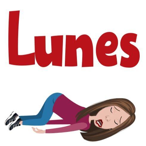 Monday in Spanish