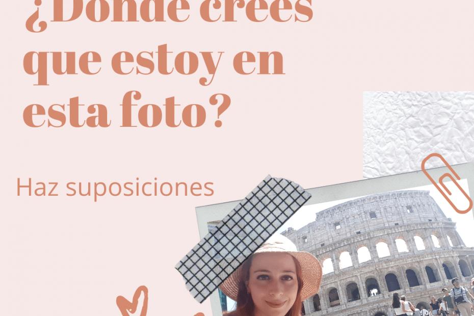 Hacer suposiciones en español