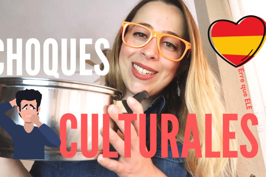 Choques culturales en España