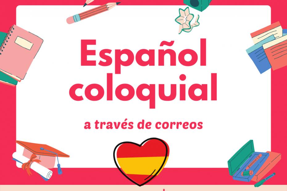 Aprender español coloquial